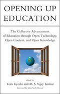 Opening up education
